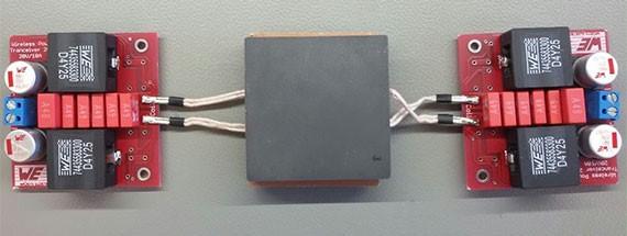 Enhanced Wireless High Power Transmission