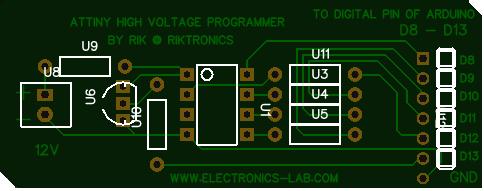 PCB_image_ATTINY_HV_Programmer
