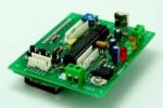 PIC16F 28-pin Development Board with LCD
