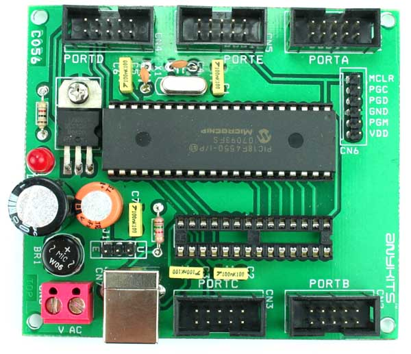 pic18f-development-board-using-pic-18f4550-18f2550-1