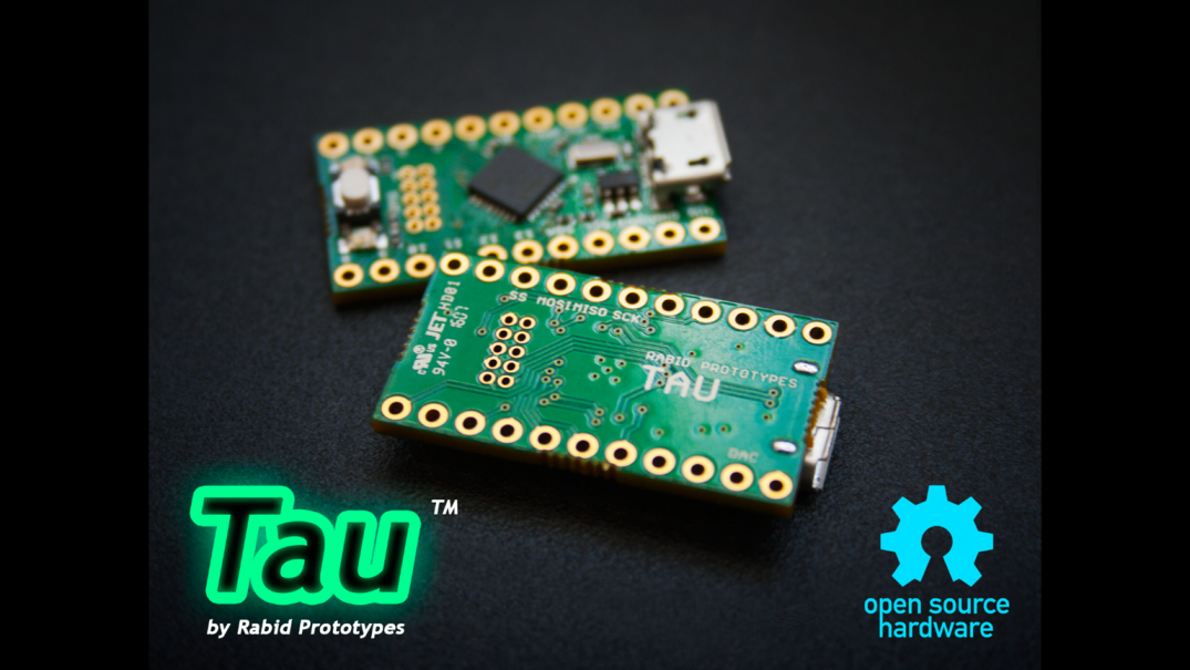Tau : The Tiny 32-bit Arduino Zero Compatible!