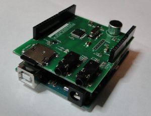 SoundDuino 3, The Latest Sound Shield for Arduino