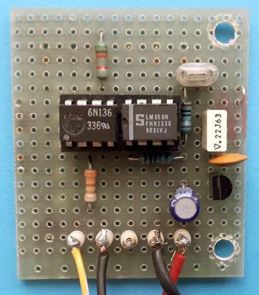 Prototipo electronics lab