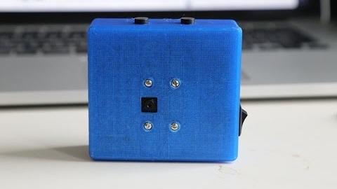 Raspberry Pi action camera