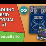 RFID Tutorial with an Arduino Uno and an OLED display