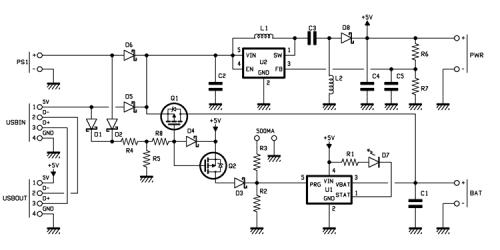 Torpedo Circuit Diagram