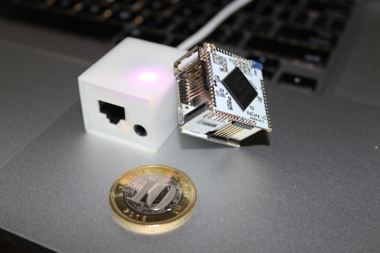 $4 Coin-sized Linux Computer with WiFi