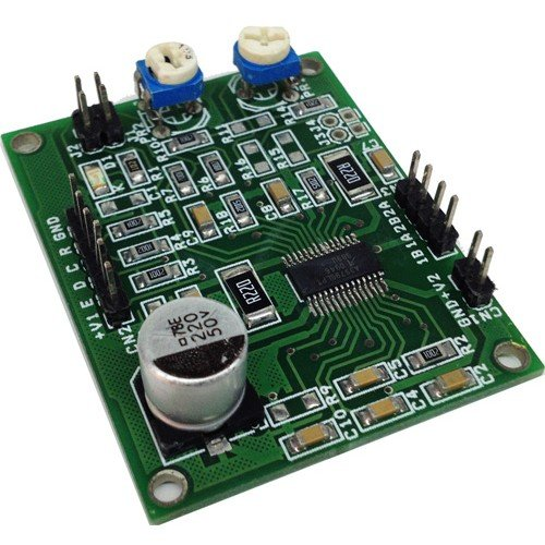 2.5A Bipolar Stepper Motor Driver using A3979