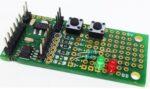 8 PIN PIC Development Board – PIC12F683