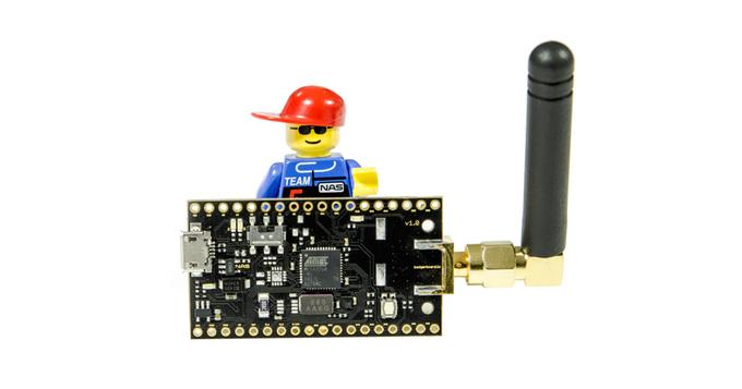 Badgerboard, LoRa Future IoT Development Board