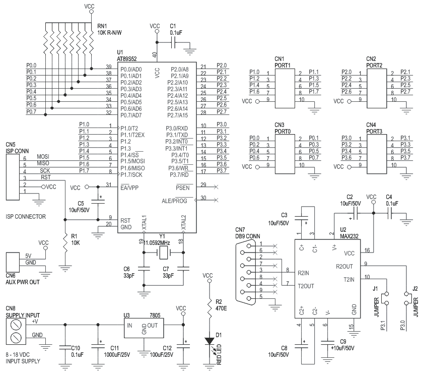 at89sxx-development-board-sch