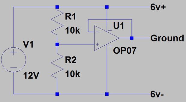 Powering Circuit