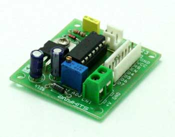 LM35 LCD Thermometer using PIC16F676