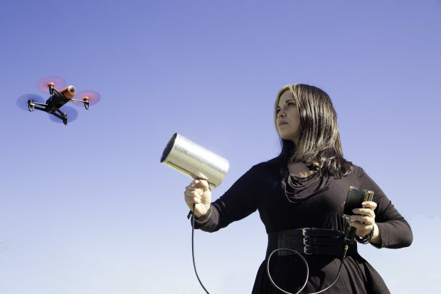 Turn Your Raspberry Pi Into A Wi-Fi Drone Disabler