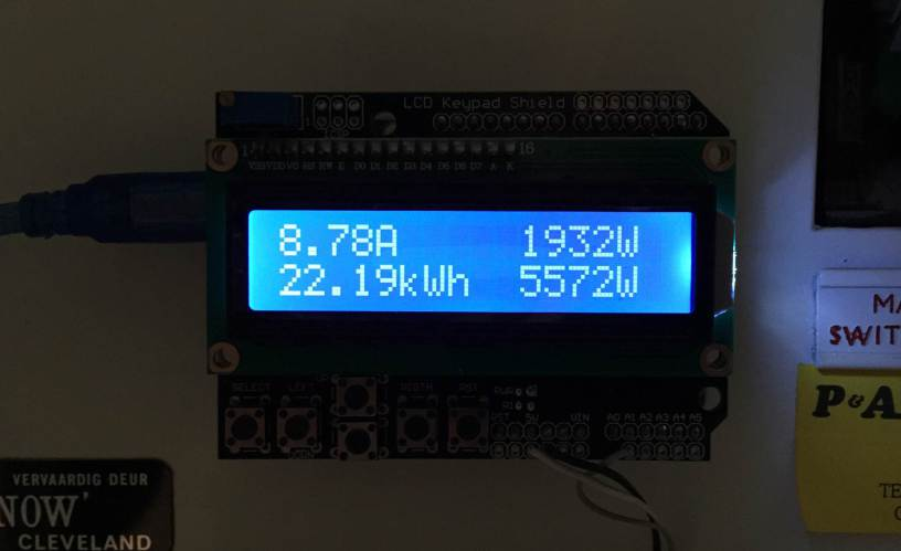 DIY Home Energy Meter