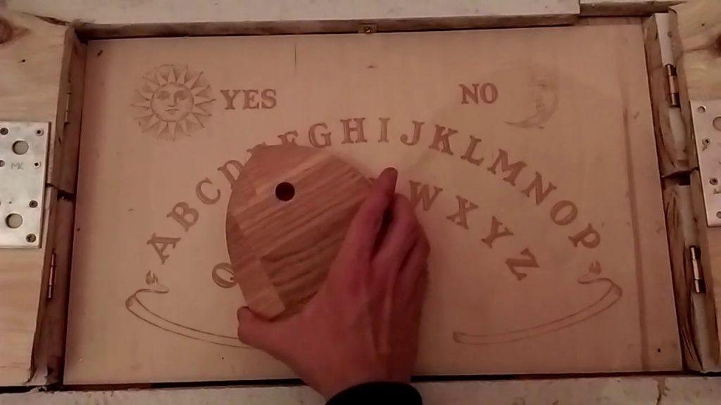 Arduino Ouija Board