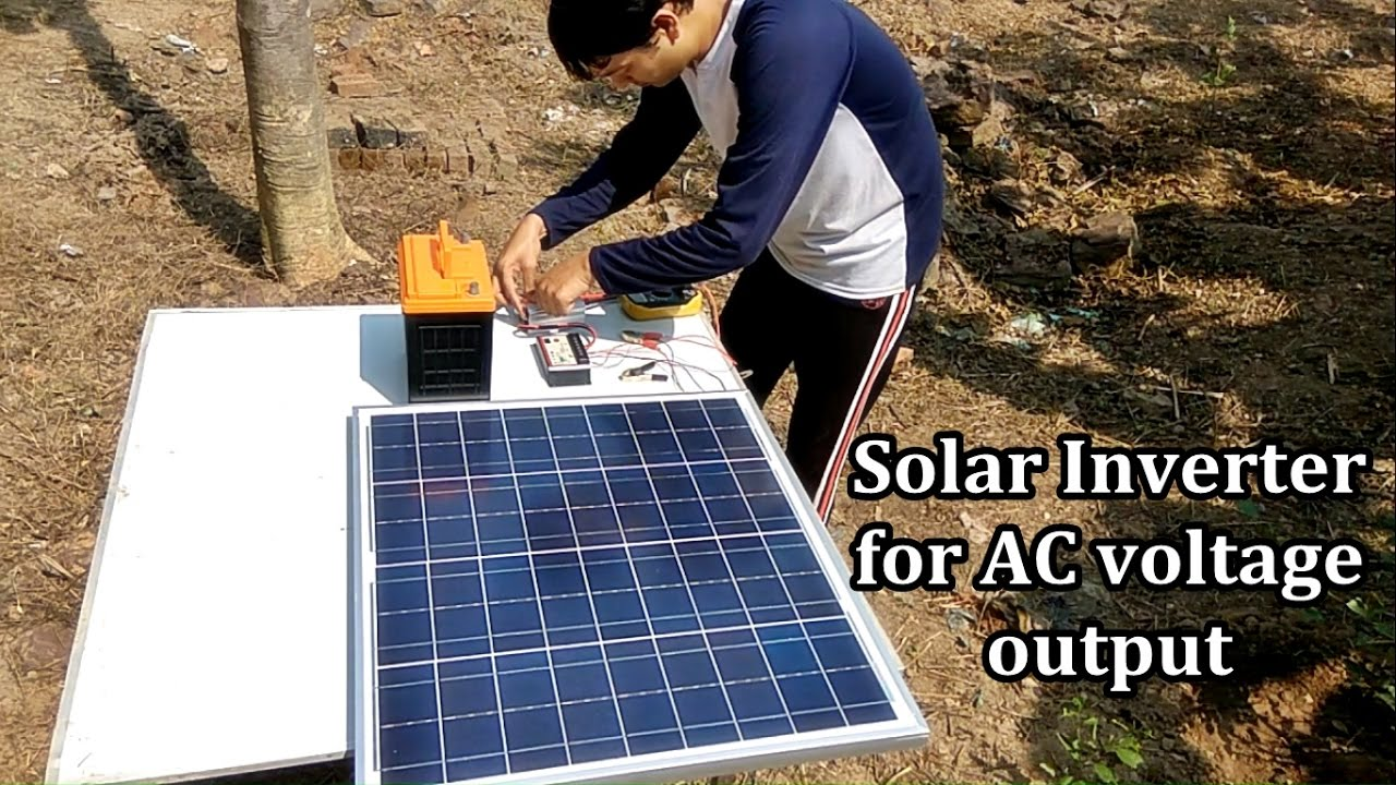 How to connect a Solar Inverter in 10 minutes