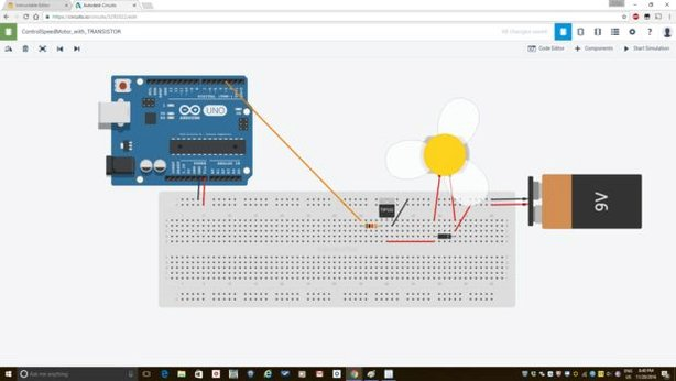 Introducing Autodesk Circuits Simulator For Beginner - Electronics-Lab