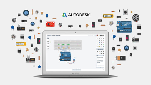 Introducing Autodesk Circuits Simulator For Beginner