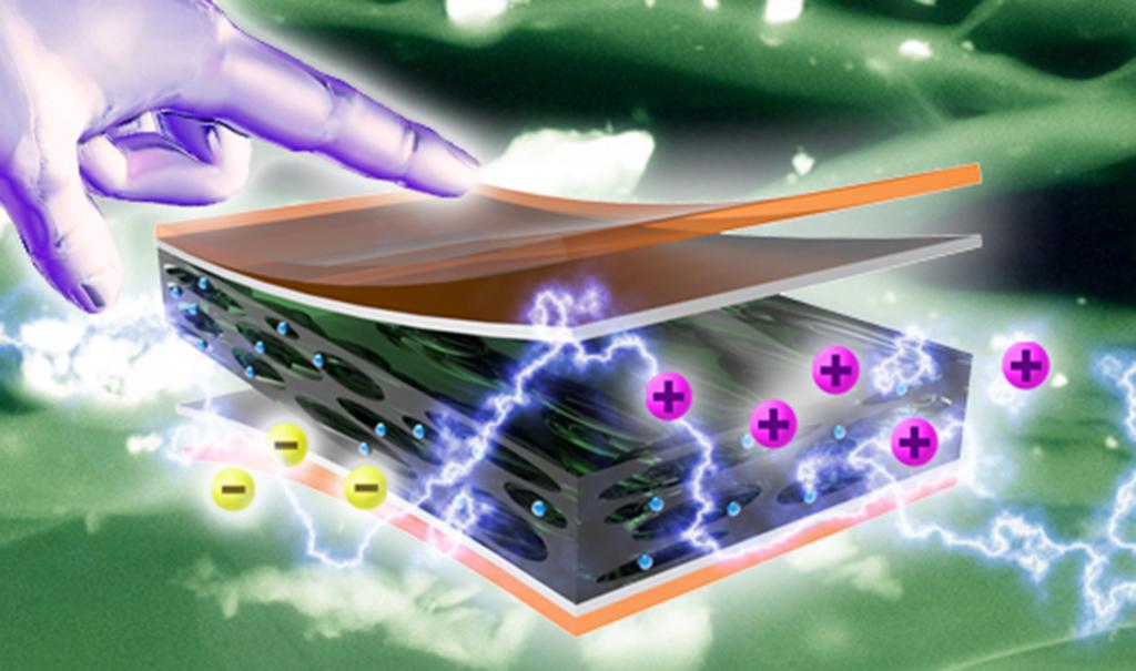 Human Motion Powered Nanotechnology Devices