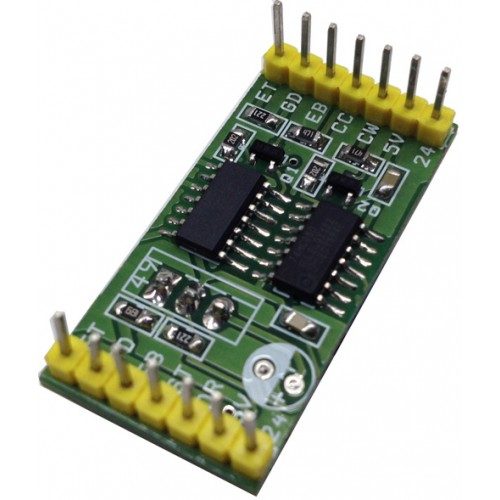 STEP/DIR SIGNAL TO CW/CWW SIGNAL CONVERTER FOR CNC & MOTION CONTROL SYSTEMS