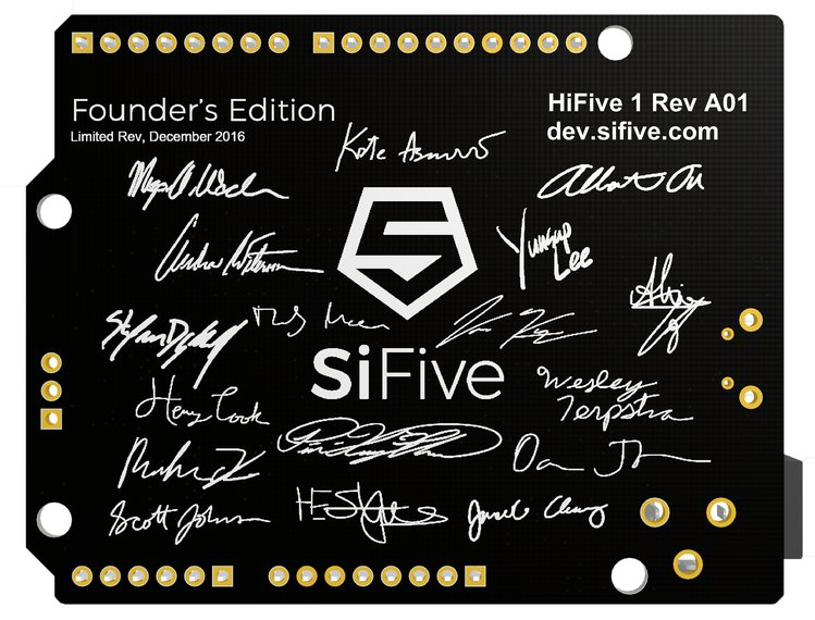 HiFive1, An Open-Source RISC-V Development Kit