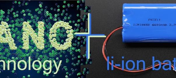 nano technology plus li-ion