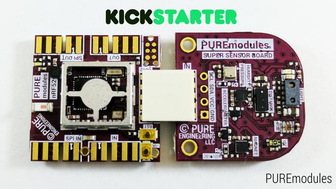PureModules, IoT Building Blocks