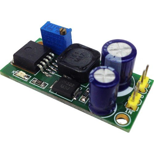 1.2V to 35V – 1A Adjustable Regulator Board
