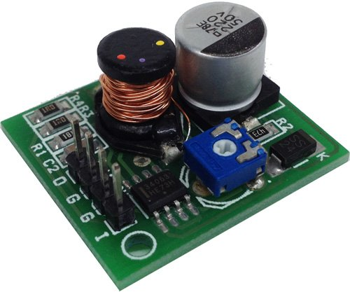 Step Up DC-DC Converter – 12V TO 28V DC 175mA