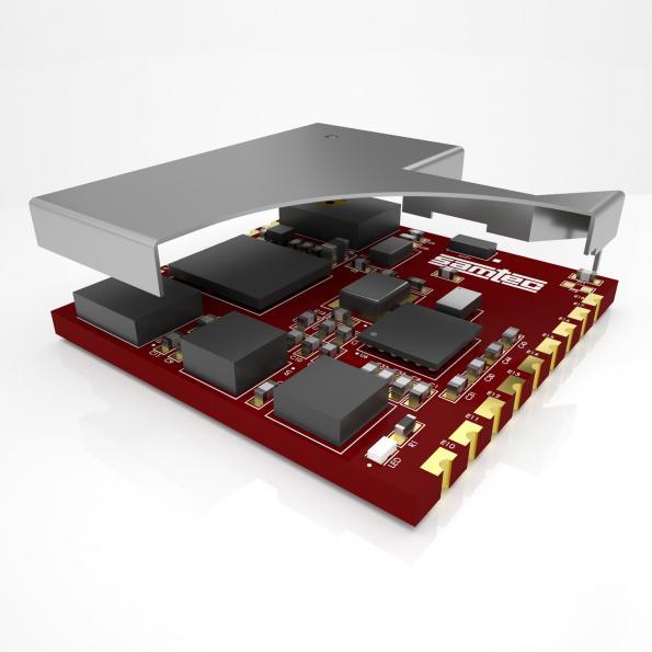 Wireless sensor module speeds IoT product development