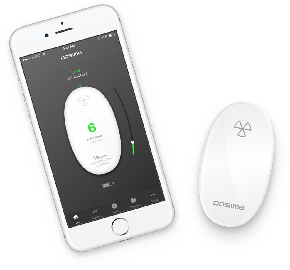 Dosime Radiation Meter: Know The Radiation Surrounding You Using Smartphone