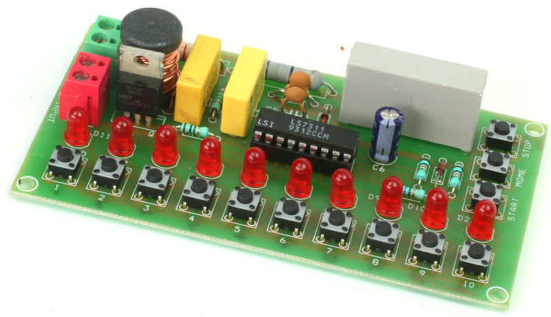 AC Motor Speed Controller for Modern Appliances Using LS7311