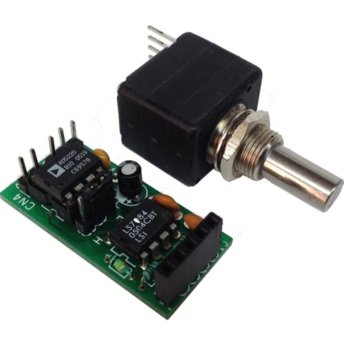 Digital Potentiometer using Optical Encoder – 10KOhms