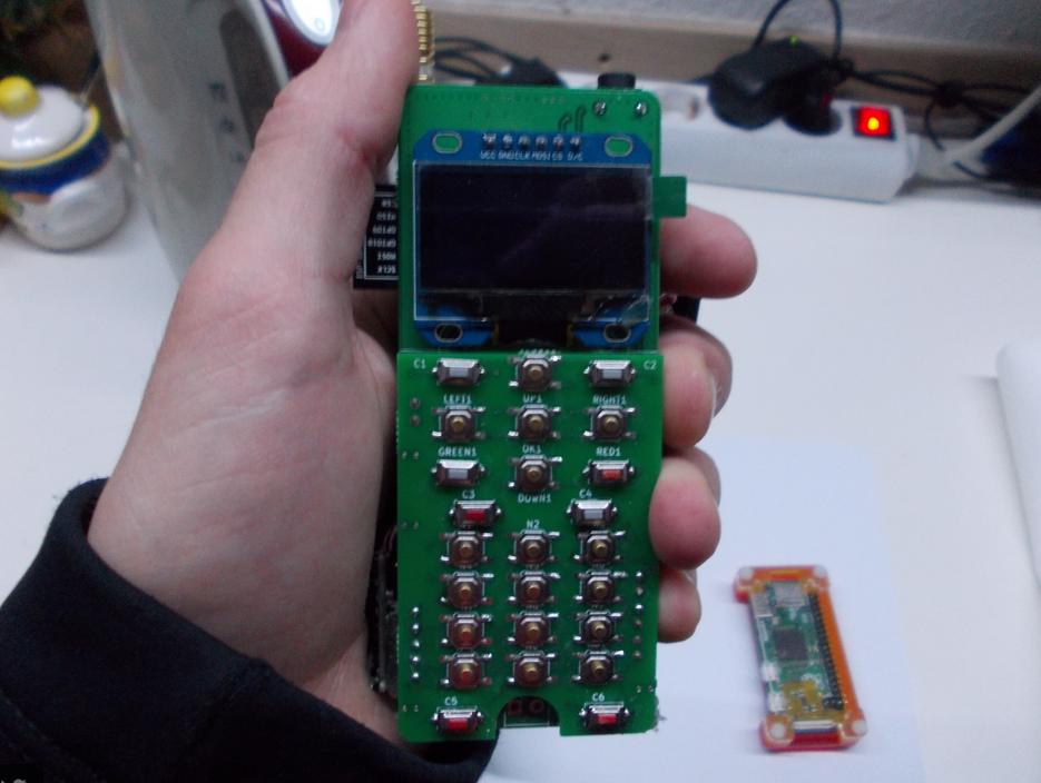 ZeroPhone – a Raspberry Pi smartphone