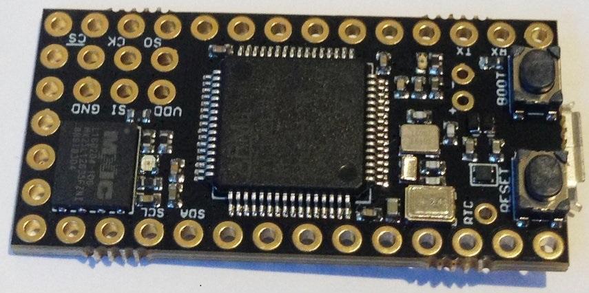 Butterfly & Ladybug, STM32L4-Based Arduino-Programable Development Boards