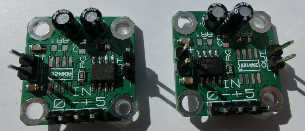 TINY LOAD CELL AMPLIFIER