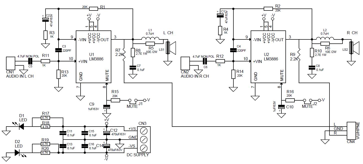 LM3886-Audio-Amplifier-SCH