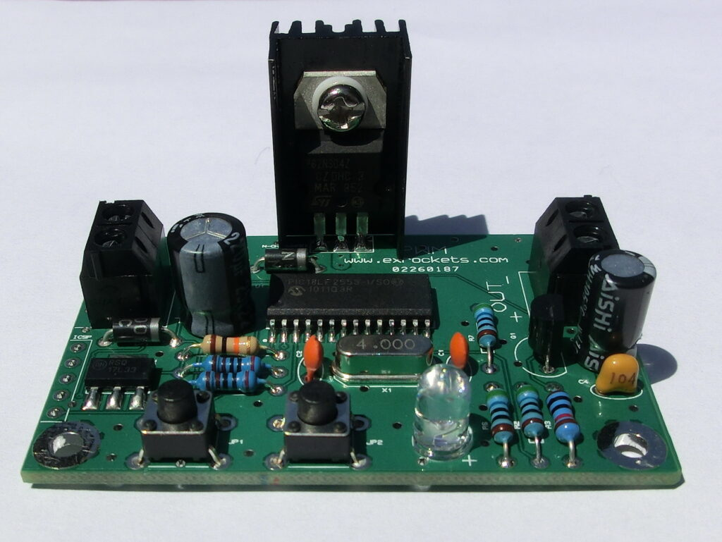 PWM POWER REGULATOR