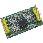 CMOS-TTL QUADRATURE ENCODER USING LS7084
