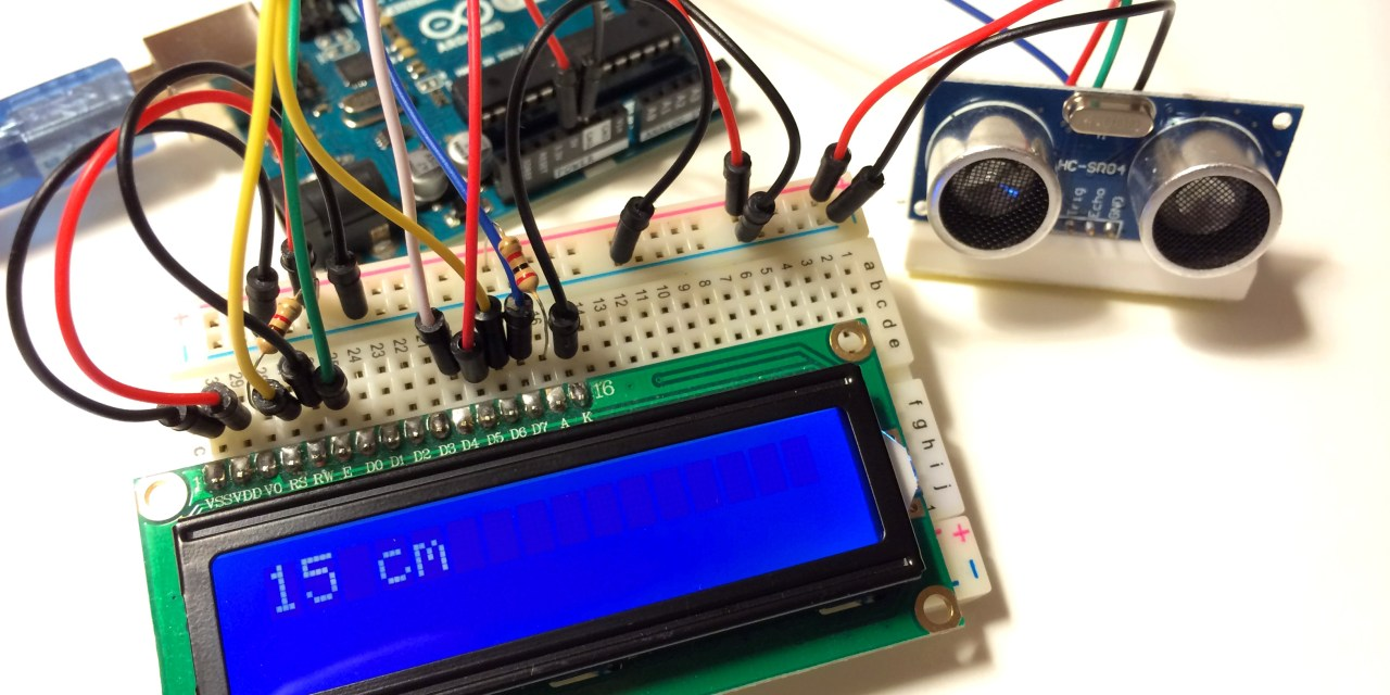 How to Set Up an Ultrasonic Range Finder on an Arduino