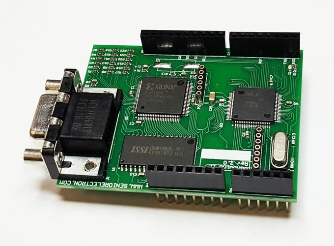 VGADuino-II Technical Details
