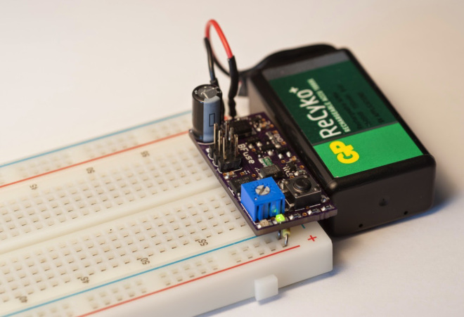 BFuse: Electronic Fuse for Breadboard