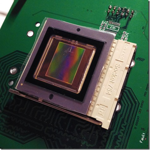 The Making of a Cooled CMOS Camera