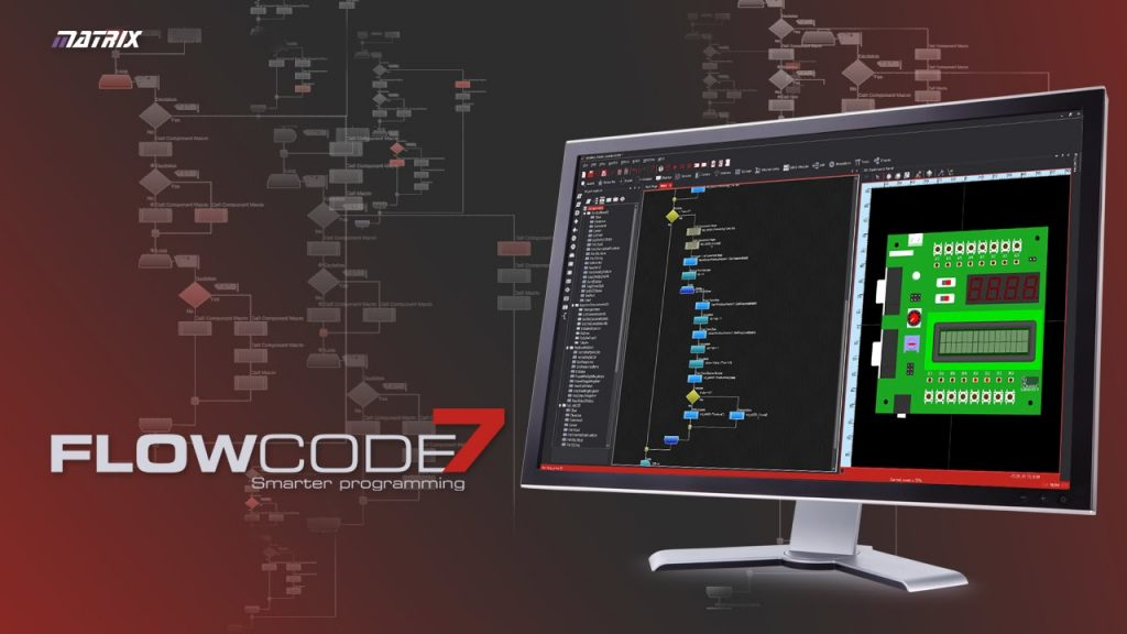 Introducing Flowcode 7, The Electronic System Design IDE
