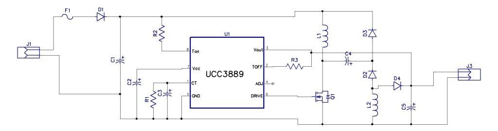 12v 80ma Transformerless Power Supply Electronics Lab