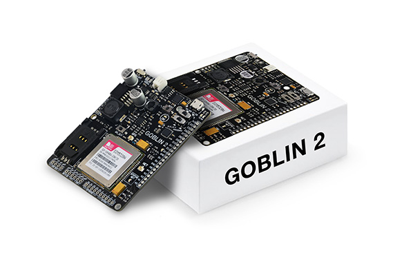 Build Your Next IoT Device With GOBLIN 2