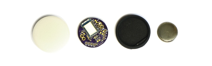 Detailed View of Puck.js Bluetooth Beacon