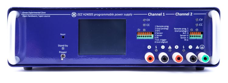 EEZ H24005, Two-Channel Programmable Power Supply