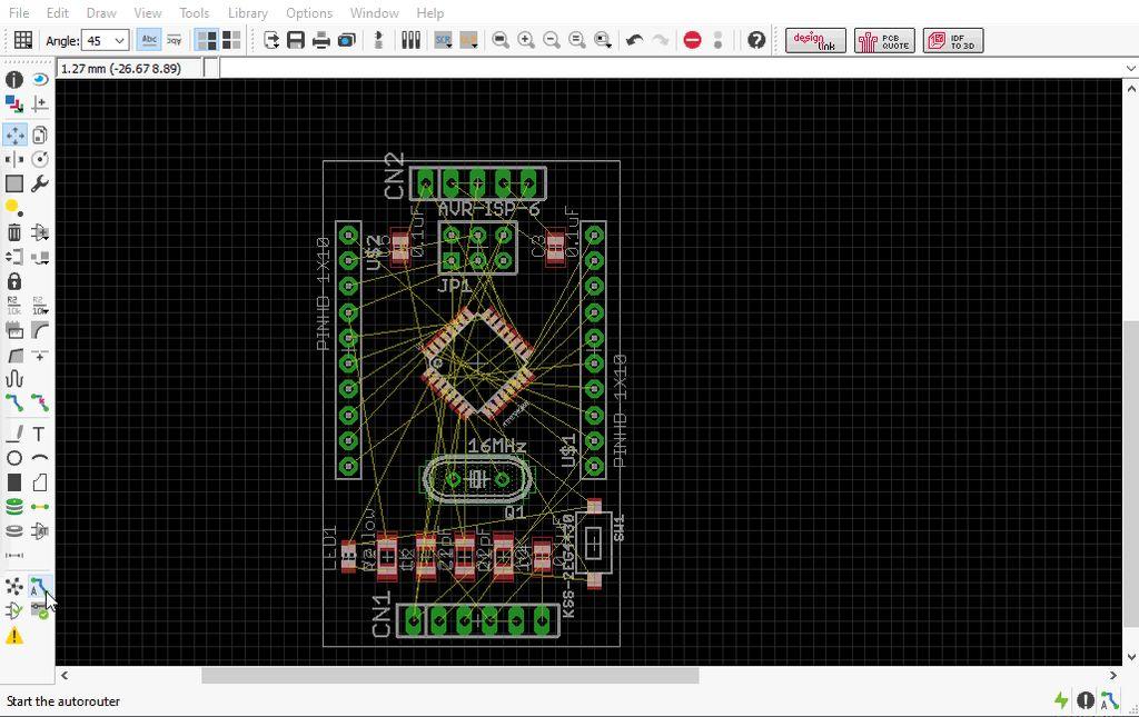 Make Your Own Arduino Nano In The Simplest Way (DIY - Arduino Nano)